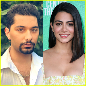 Mark Indelicato Joins Emeraude Toubia In New Series 'With Love'!