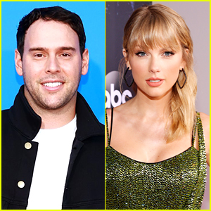 Scooter Braun Talks Taylor Swift Feud In New Interview: 'I Regret & It Makes Me Sad That Taylor Had That Reaction'