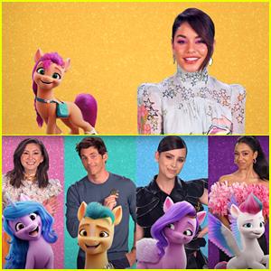 Vanessa Hudgens, Sofia Carson & Liza Koshy To Voice 'My Little Pony: A New Generation' on Netflix!