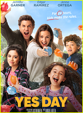 Jenna Ortega & Jennifer Garner's 'Yes Day' To Get Sequel On Netflix!