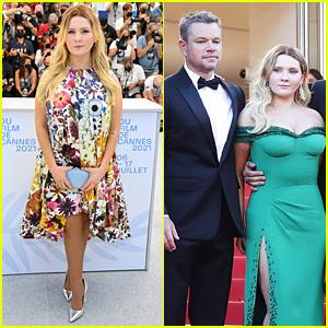Abigail Breslin Brings 'Stillwater' To Cannes Film Festival with Matt Damon & More
