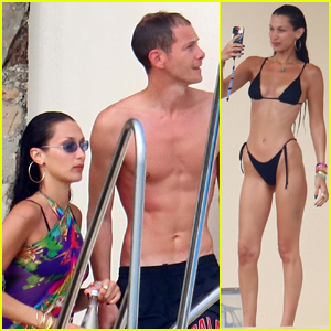 Bella Hadid Hits the Beach With New Beau Marc Kalman Amid Cannes Film Festival!
