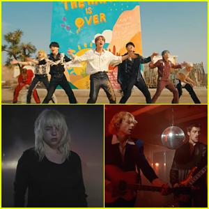 BTS, Billie Eilish, The Driver Era & More - New Music Friday 7/9