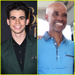 Cameron Boyce's Dad Shares Emotional Video Thanking Fans On 2 Year Anniversary of the Late Actor's Death