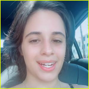 Camila Cabello Celebrates Her Body in Inspiring New TikTok Video