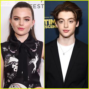 Chiara Aurelia & Thomas Barbusca Join Netflix's 'Luckiest Girl Alive' Movie!
