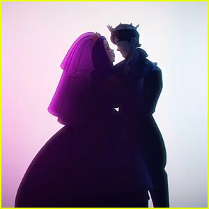 Disney Channel Releases New 'Descendants Royal Wedding' Teaser - Watch!