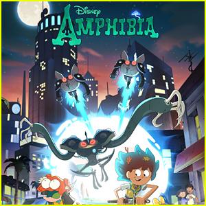 Disney Channel Unveils 'Amphibia' Season 3 Sneak Peek & Guest Stars!