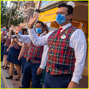Disneyland & Walt Disney World To Require Masks Indoors Again As COVID Cases Rise