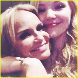 Dove Cameron Thanks Kristin Chenoweth For Being a Mentor In Sweet Birthday Post