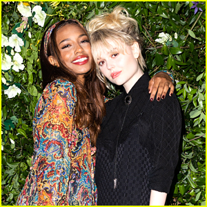 Gossip Girl's Savannah Smith & Emily Alyn Lind Pair Up at Gucci's Hamptons Boutique Opening