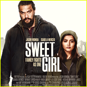 Isabela Merced & Jason Momoa Are On The Run In 'Sweet Girl' Trailer - Watch Now!