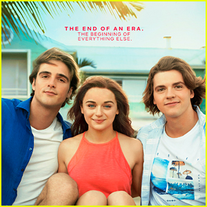 Joey King Shares New 'The Kissing Booth 3' Poster: 'End of an Era'