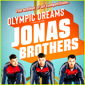 Jonas Brothers 'Olympic Dreams' Special Gets New Trailer with Olympic Athletes!