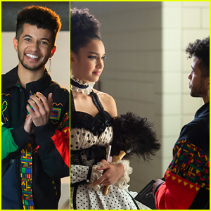 Jordan Fisher's 'High School Musical: The Musical: The Series' Role Sparked From This