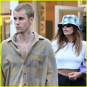 The Biebers Stepped Out for a Wednesday Night Date in L.A.
