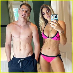 Lele Pons & Boyfriend Guaynaa Show Off Their Couples Body Transformation