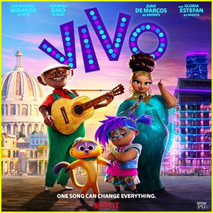 Netflix Debuts Trailer For Lin-Manuel Miranda's 'Vivo' - Watch Now!