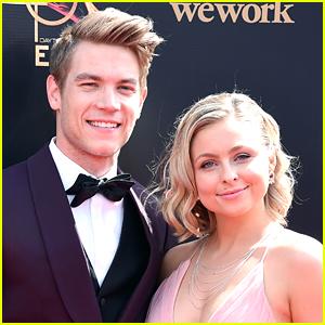 'Liv & Maddie' Couple Lucas Adams & Shelby Wulfert Are Engaged!!