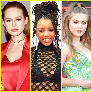 Madelaine Petsch, Chloe Bailey & Kerri Medders To Star In New Movie 'Jane'