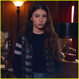 Makenzie Moss Talks 'Let Us In' & Working With Her Dad Again - Exclusive Interview