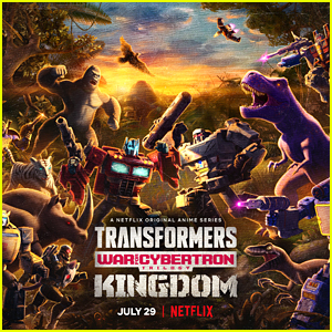 Netflix Debuts Trailer For Final Chapter In 'Transformers: War for Cybertron' Trilogy