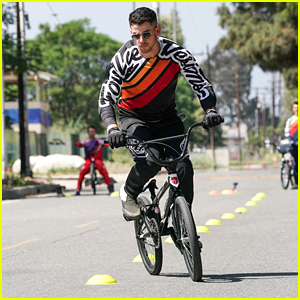 Nick Jonas Says Biking Accident Will Definitely Be Aired In 'Olympic Dreams' Special