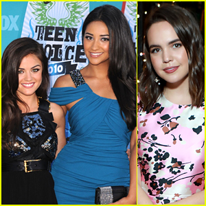 OG 'Pretty Little Liars' Lucy Hale & Shay Mitchell Congratulate Bailee Madison On 'Original Sin' Casting