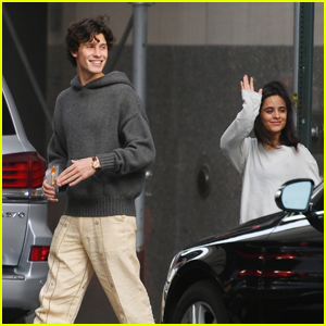 Shawn Mendes & Camila Cabello Are All Smiles Together in NYC