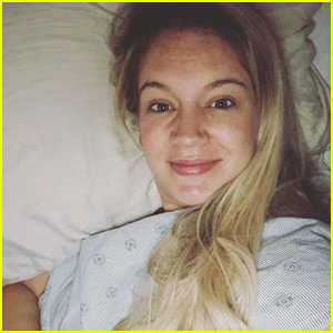 'Sonny With a Chance' Star Tiffany Thornton Welcomes Baby No 4!