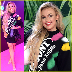 Tallia Storm Visits The 'TikTok For You' House in London!