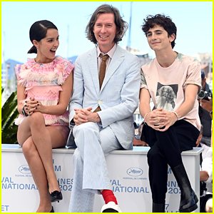 Timothee Chalamet Continues With More Cute Poses at Cannes Photo Call