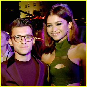 Tom Holland & Zendaya Seemingly Confirm They're Dating, Spotted Kissing In LA