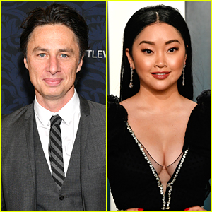 Zach Braff Added To Cast of Lana Condor's HBO Max Movie 'Moonshot'