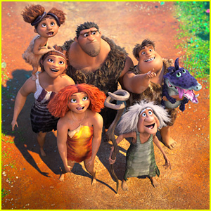 A 'Croods' TV Series Is Coming to Hulu & Peacock!!