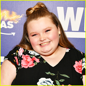 Alana Thompson Talks Growing Out of Being 'Little Honey Boo Boo'