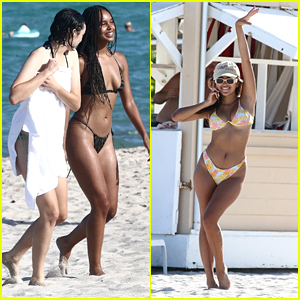 Alisha Boe, Maia Reficco & More Hit The Beach On Day Off - See All The Photos!