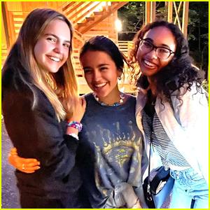 Bailee Madison, Maia Reficco & Chandler Kinney Start Work on 'Pretty Little Liars: Original Sin'