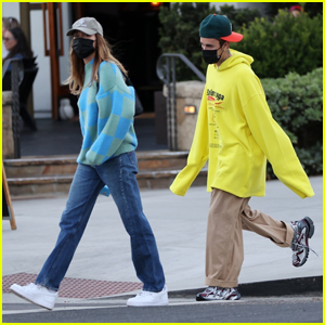 Check Out The Latest Pics of Justin & Hailey Bieber!