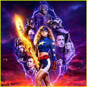 Brec Bassinger & More Return For 'DC's Stargirl' Season 2 Tonight (Photos)