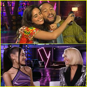 Camila Cabello & Kristin Chenoweth Announced As Battle Advisors on 'The Voice'