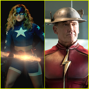 'DC's Stargirl' Creator Is Teasing The Show's Upcoming Mini 'The Flash' Crossover
