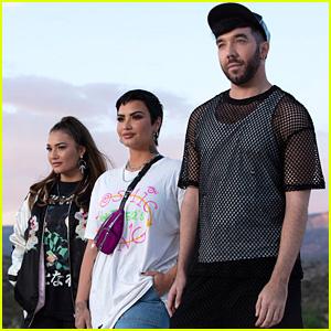 Demi Lovato Announces Premiere Date For New UFO Series 'Unidentified with Demi Lovato'