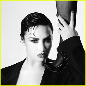 Demi Lovato Teams Up With Tyler Shields For New Photo Shoot, 10 Years After Their First Collab