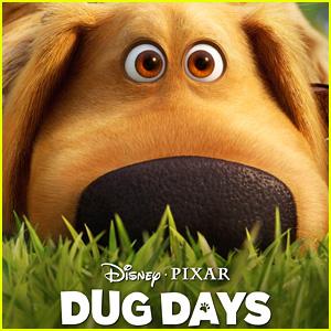 Disney+ Debuts New Trailer For Upcoming Pixar Series 'Dug Days'