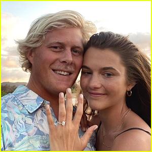 'Genera+ion' Actress Chloe East Marries Longtime Beau Ethan Precourt!