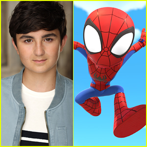 Get To Know Spidey & His Amazing Friends' Benjamin Valic, The Voice of Peter Parker (Exclusive)