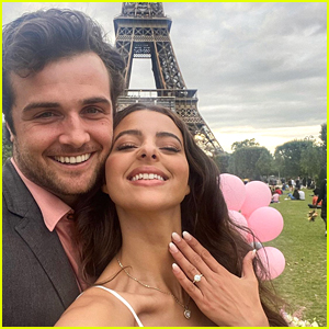 Good Trouble's Beau Mirchoff Gets Engaged at the Eiffel Tower In Paris!