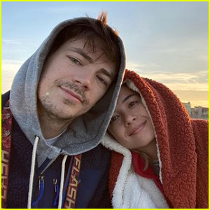 Grant Gustin & LA Thoma Welcome Baby Girl - Find Out Her Name!