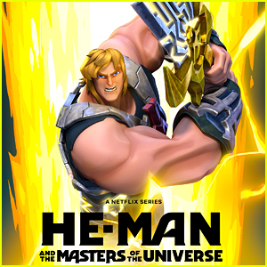'He-Man & the Masters of the Universe' Gets Animated Series Trailer From Netflix